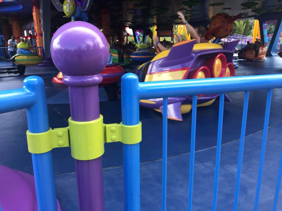Toy Story Land – Disney World